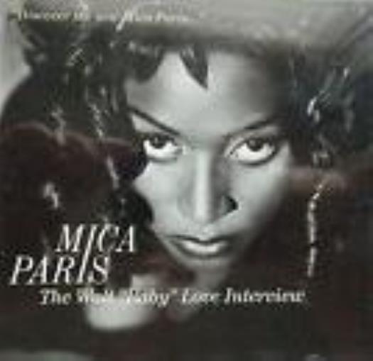 Mica-Paris-The-Walt-034-Baby-034-Love-Interview-PROMO-w-Artwork-MUSIC-AUDIO-CD-6601